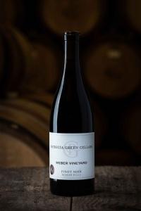 2017 Weber Vineyard Pinot Noir