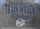 Train Wreck Softball Tee