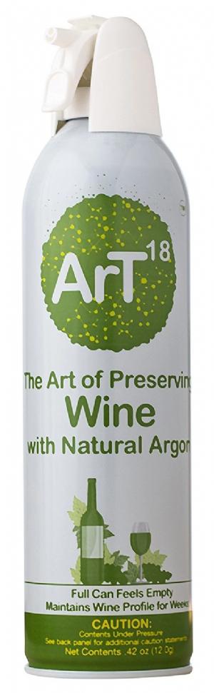 Art Argon Wine Preservation
