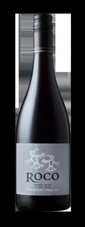 2018 Gravel Road Pinot Noir