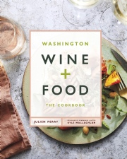 Washington Wine + Food cookbook featuring Sightglass Cellars