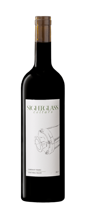 2018 Cabernet Franc- 92 points Editors' Choice Wine Enthusiast magazine!