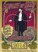 "2014 ""The Illusionist"" Cabernet Sauvignon Etched 9L"