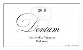2018 Devium WeatherEye Red