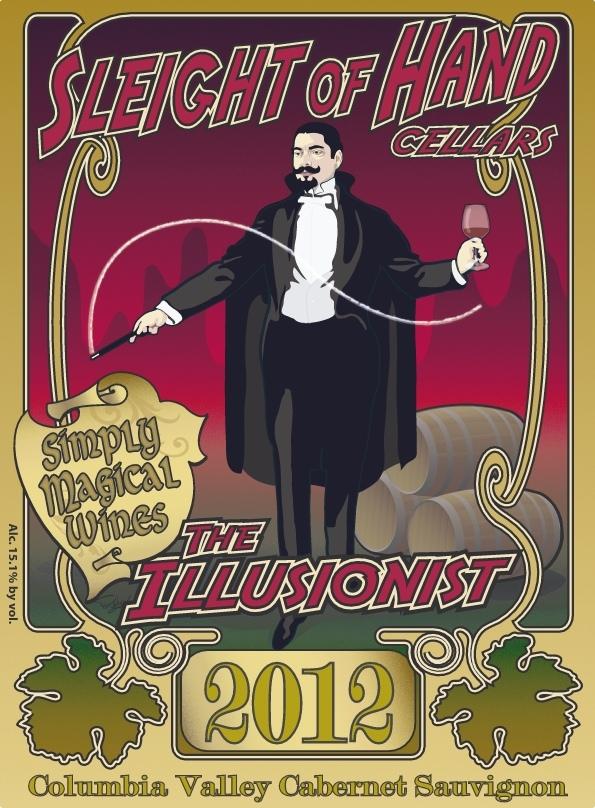 "2012 ""The Illusionist"" Cabernet Sauvignon 750mL"