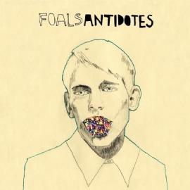 "Foals ""Antidotes"" LP"