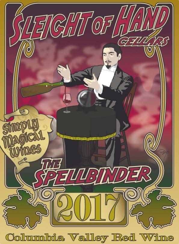 "2017 ""The Spellbinder"" Red Blend 750mL"