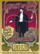 "2013 ""The Illusionist"" Cabernet Sauvignon Etched 6L"