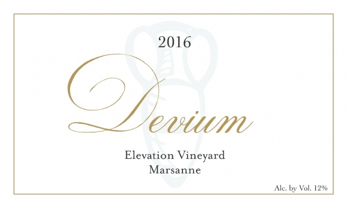2016 Elevation Marsanne - 3 Pack