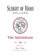 "2016 ""The Archimage"" Red Blend 750mL"