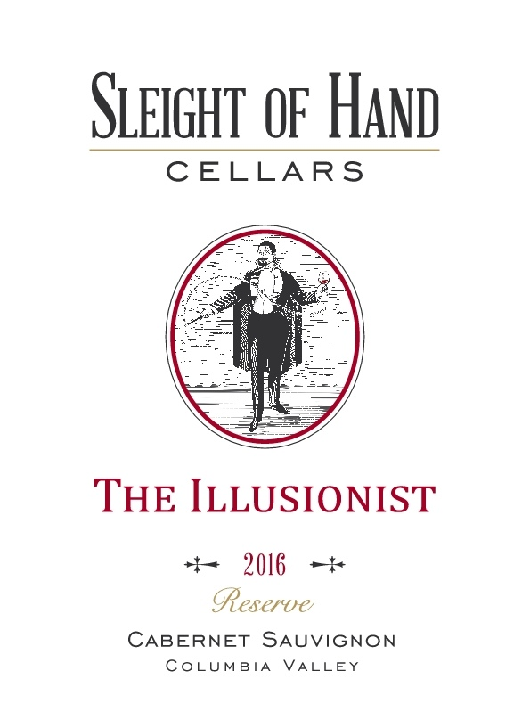 "2016 ""The Illusionist"" Cabernet Sauvignon 1500mL"