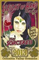 "2013 ""The Sorceress"" Grenache 750mL"