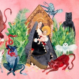"Father John Misty ""I Love You, Honeybear"" LP"