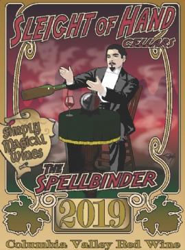 "2019 ""The Spellbinder"" Red Blend 750mL"