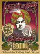 """2011 """"The Archimage"""" Red Blend 750mL"""