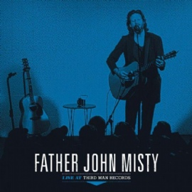 "Father John Misty ""Live at Third Man Studios"" LP"