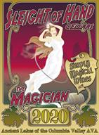 """2020 """"The Magician"""" Riesling 750mL"""