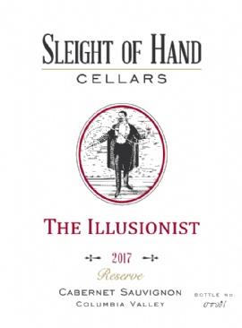 "2017 ""The Illusionist"" Cabernet Sauvignon 750mL"
