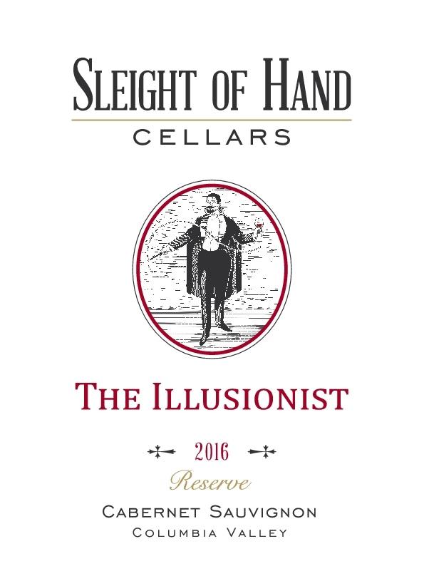 "2016 ""The Illusionist"" Cabernet Sauvignon 750mL"