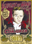 "2017 ""The Conjurer"" Red Blend 750mL"