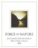 "2017 ""Force of Nature"" Block 50 Les Collines Vineyard Syrah 750mL"