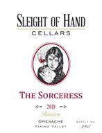 "2019 ""The Sorceress"" Grenache 750mL"