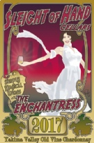 "2017 ""The Enchantress"" Chardonnay 750mL"