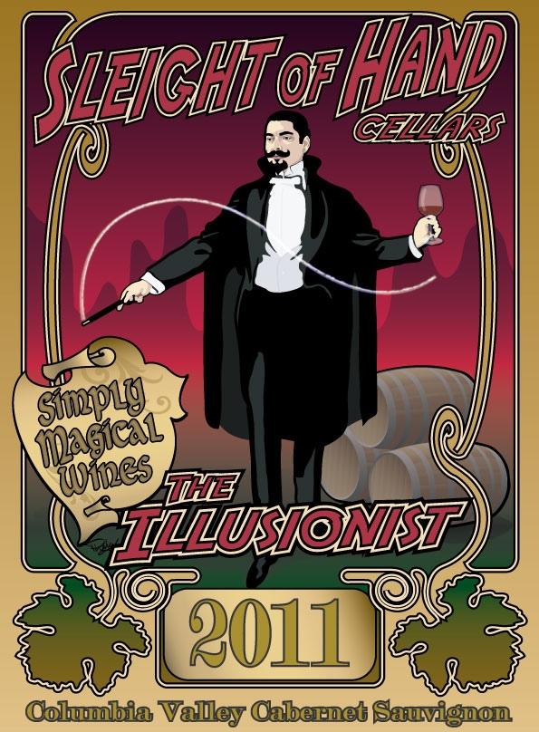 "2011 ""The Illusionist"" Cabernet Sauvignon 750mL"