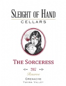 "2017 ""The Sorceress"" Grenache 750mL"
