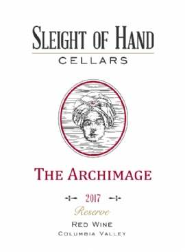 "2017 ""The Archimage"" Red Blend 1500mL"