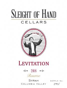"""2018 """"Levitation"""" Syrah 750mL"""