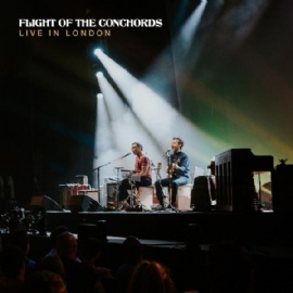 "Flight Of The Conchords ""Live in London"" LP"