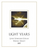 "2017 ""Light Years"" Lewis Vineyard Syrah 750mL"