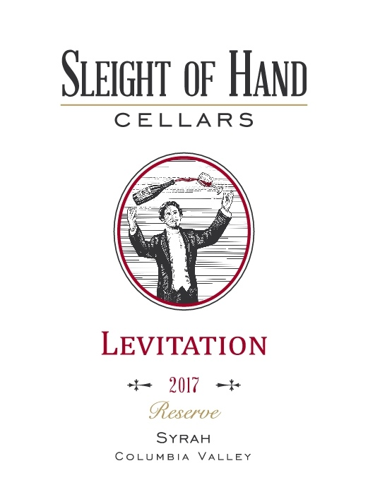 "2017 ""Levitation"" Syrah 750mL"