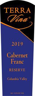 2019 Cab Franc Reserve