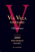 Malbec Via Vega RESERVE 2009