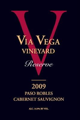 Cabernet Sauvignon 2009 RESERVE
