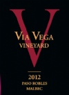 Malbec 2012 Via Vega