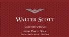 2016 Walter Scott Pinot Noir, Clos des Oiseaux<br>Eola-Amity Hills, Willamette Valley