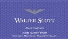 2018 Walter Scott Gamay Noir, Arlyn Vineyard<br>Chehalem Mountains, Willamette Valley