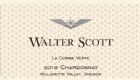 2018 Walter Scott Chardonnay, La Combe Verte<br>Willamette Valley