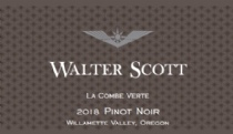 2018 Walter Scott Pinot Noir, La Combe Verte<br>Willamette Valley