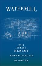 2017 Estate Merlot