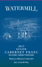 2017 Estate Cabernet Franc