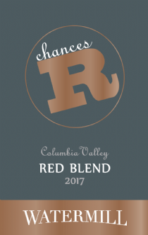 2017 Chances R Red Blend