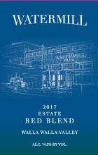 2017 Estate Red Blend
