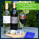 """""""Tinte 12"""" Case Gift Set With Tailgating Essentials"""