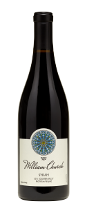 2016  William Church Syrah