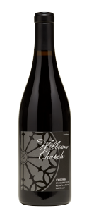 2016 William Church Lewis Vineyard Keystone Reserve Syrah