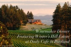 Winter Wine Dinner with Chef Max in Portland